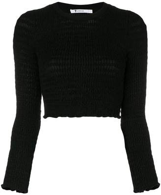 Alexander Wang round neck jumper