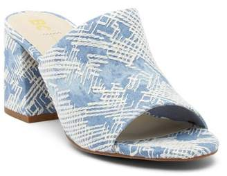 BC Footwear Shark Attack Embroidered Mule