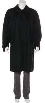Burberry Barkley Cashmere Overcoat