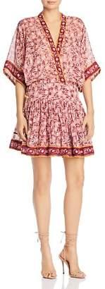 Poupette St. Barth Amora Pom-Pom Dress