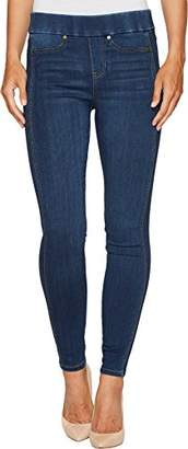Liverpool Jeans Company Women's Sophia Pull-on Ankle in Silky Soft Stretch Denim