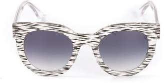 Thierry Lasry thick rimmed sunglasses