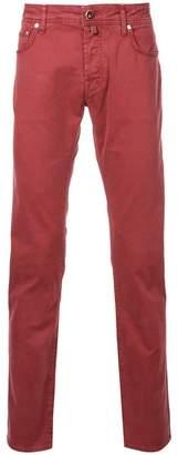 Jacob Cohen regular trousers