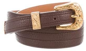 Hermes Vintage Western Waist Belt