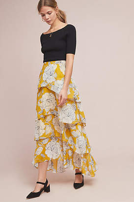 b69ab7872b9cc Plus Size Long Maxi Skirts - ShopStyle