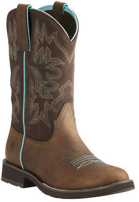 Women's Ariat Delilah Round Toe Cowgirl Boot
