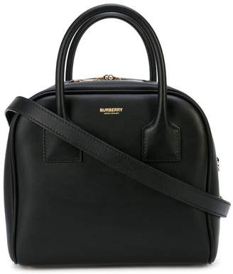 Burberry Cube top handle bag