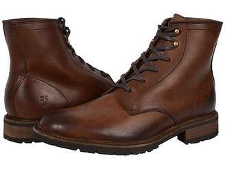 Frye James Lug Lace Up Men's Lace-up Boots
