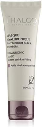Thalgo Cleanser Hyaluronic Mask Instant Wrinkle Filling for Women
