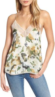 Zadig & Voltaire Christy Camouflage Camisole