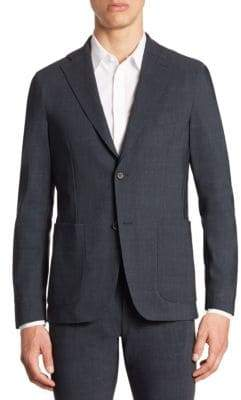COLLECTION Stretch Single-Breasted Blazer