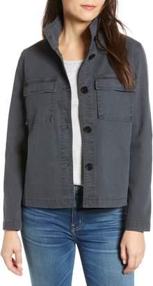 Caslon Short Utility Jacket