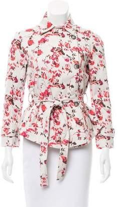 Thakoon Floral Jacket
