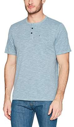 Hurley Men's Apparel Men's Nike Dri-Fit Lagos Short Sleeve Henley