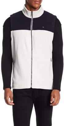 Tommy Hilfiger Classic Zip Up Fleece Vest