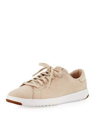 Cole Haan Grand Pro Tennis Sneaker, Sand $130 thestylecure.com