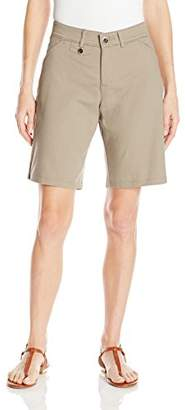 Lee Women's Midrise Fit Rio Total Freedom Bermuda Short