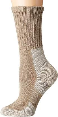 Thorlos Unisex WLTH Light Hiking Thick Padded Wool Crew Sock