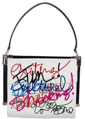a191661e696b Roger Vivier Miss Viv Graffiti Bag