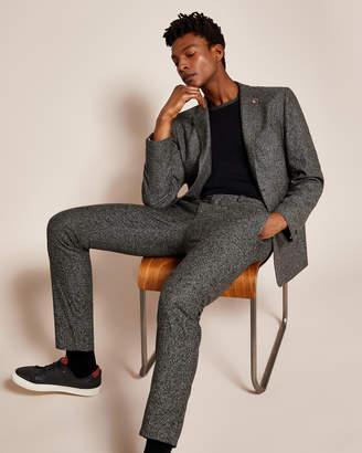 Ted Baker Slim Semi Plain Wool Trousers