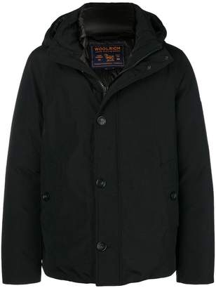 Woolrich stand up collar padded jacket