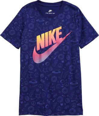Nike Sportswear Galactic Logo T-Shirt