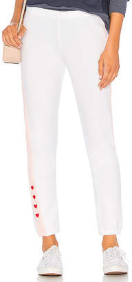Wildfox Couture Love Track Sweatpant