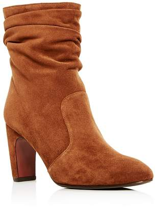 4e8718e3d507 Free Shipping  150+ at Bloomingdale s · Chie Mihara Women s Jazz Suede  Slouch High-Heel Boots