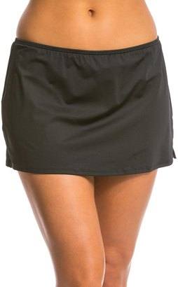 Jantzen Signature Solid Skirted Bottom 8138521 $42 thestylecure.com