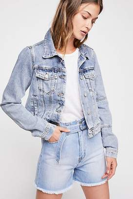Zee Gee Why Cut Loose Mum Jean Shorts