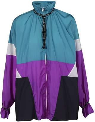 Vetements Color Block Jacket