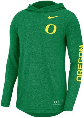 Nike Men's Oregon Ducks Hoodie Tee