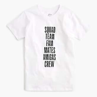 J.Crew Crew T-shirt