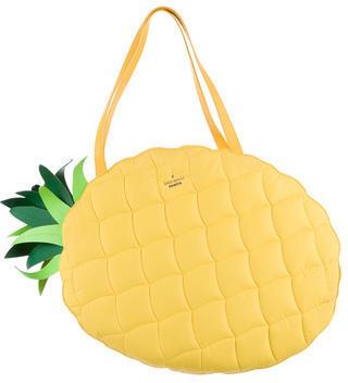 Kate SpadeKate Spade New York Wing It Pineapple Tote
