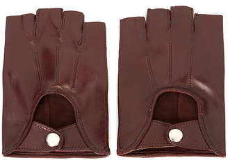 Ann Demeulemeester fingerless gloves