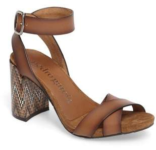 Pedro Garcia Yemba Embellished Heel Sandal