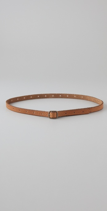 Club Monaco Terry Distressed Belt
