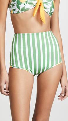Palmacea Limoncello Reversible Bikini Bottoms