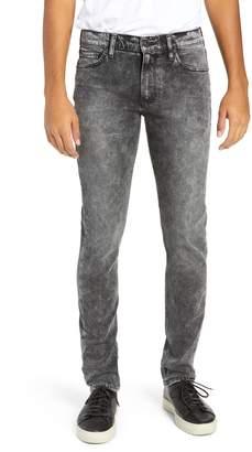 Paige Transcend Lennox Acid Wash Slim Fit Jeans