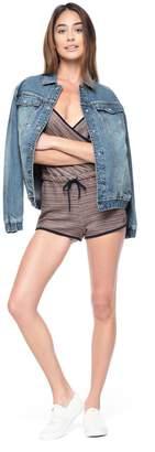 Juicy Couture Havana Stripe Romper
