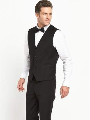 Skopes Ronson Waistcoat - Black