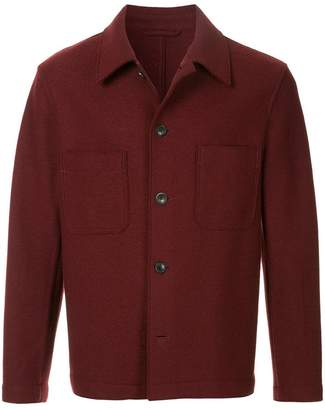TOMORROWLAND buttoned shirt jacket