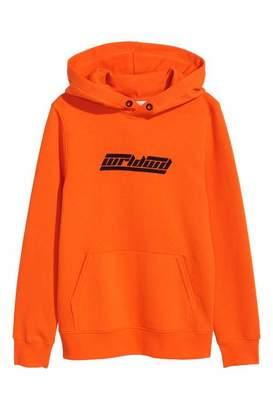 H&M Hooded Sweatshirt