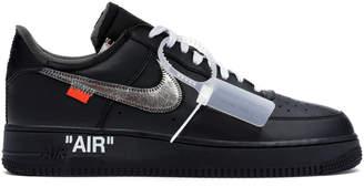 Nike Force 1 '07 Virgil x MoMA (No Socks)