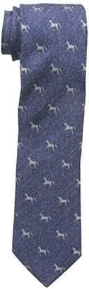 Cole Haan Men's Kenmore Horse Motif Tie
