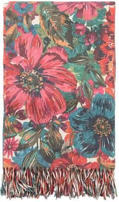 Frida Kahlo Azul Cotton Throw