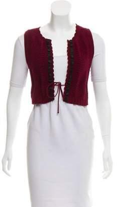 Chloé Knit Wool Vest