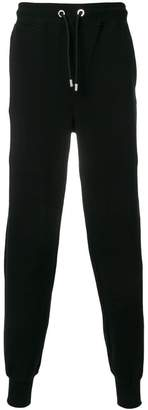 Versus logo patch sweat pants
