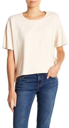 Current/Elliott The Side Ruffle Tee