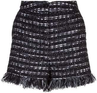 Moschino Tweed Shorts